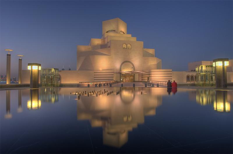 """رؤية """"إيو مينغ بي"""" لمتحف الفن الإسلامي"""