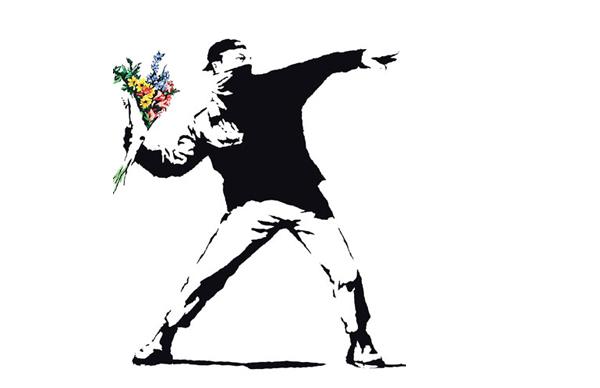 بانكسي.. ثورة الجدران