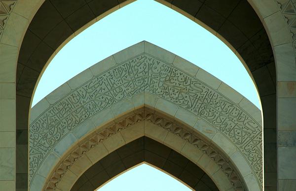زيارة إلى جامع السلطان قابوس