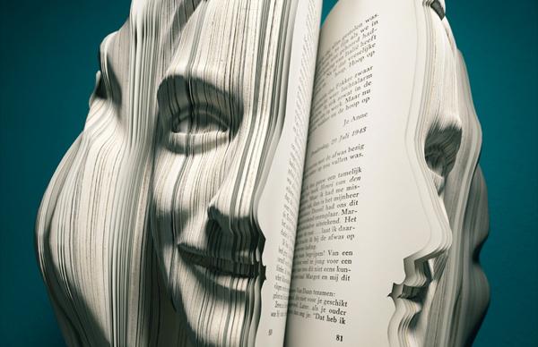 ملصقات أسبوع الكتب الهولندي