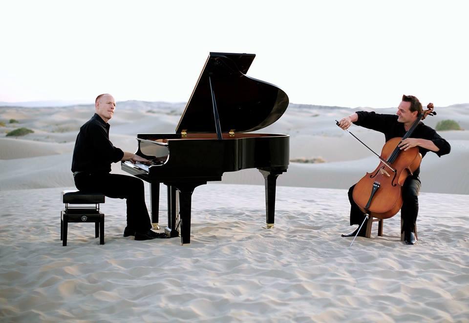 رجال البيانو