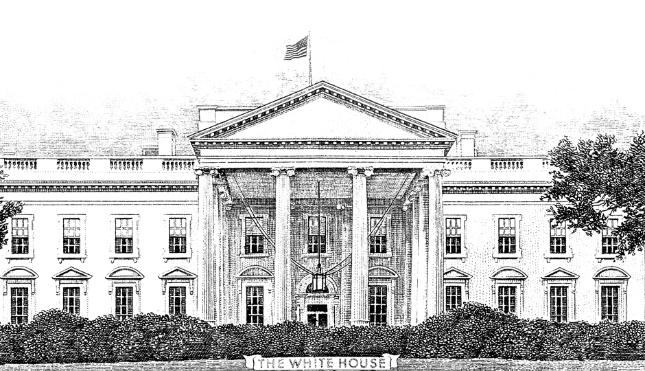 السباق إلى شعار البيت الأبيض